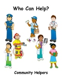 Community Helpers-Who can help?