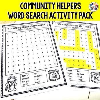 Homework helpers word searches