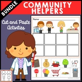BUNDLE: Community Helpers Worksheets