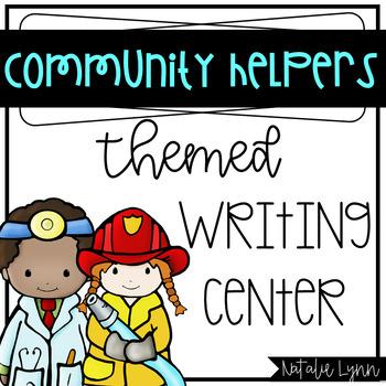 Community Helpers Writing Center