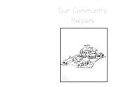 Community Helpers Writing Packet