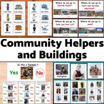 Community Helpers and Buildings