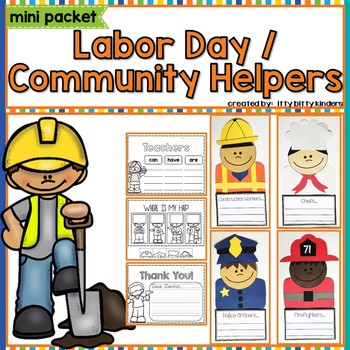 Community Helpers and Labor Day