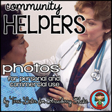 Photos Photographs Community Helpers and Other Jobs: Perso