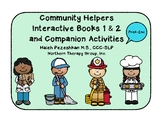 Community Helpers and WHO Questions