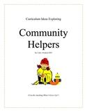 Community Helpers curriculum unit