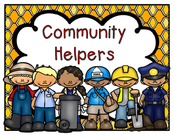 Community Helpers for Kindergartners and 1st Graders