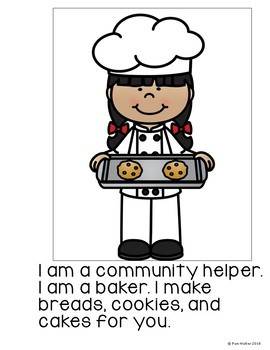 Community Helpers for Primary Grades