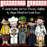 Community Helpers for Primary Teachers