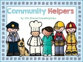Community Helpers for kindergarten