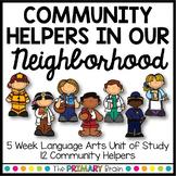 Community Helpers in Our Neighborhood Unit