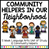 Community Helpers in Our Neighborhood Unit
