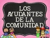 Community Helpers in Spanish