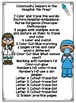 """Community Helpers in the Hospital """"No Prep"""""""