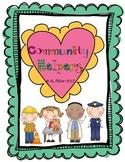 Community Helpers / jobs