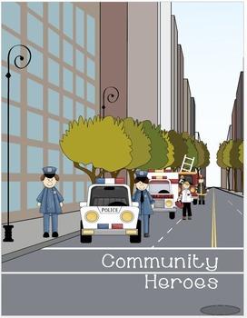 Community Heroes Rhyme Bundle