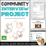 Community Interview Project ARTICLE WRITING OSSLT OLC4O As