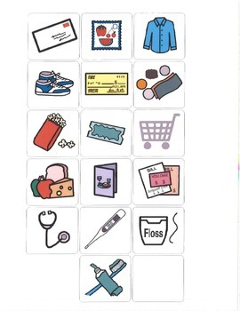 Community Items File Folder Sort