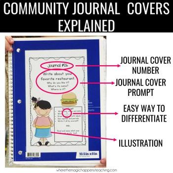 Community Journal  in Spanish - Diarios de Escritura en Español