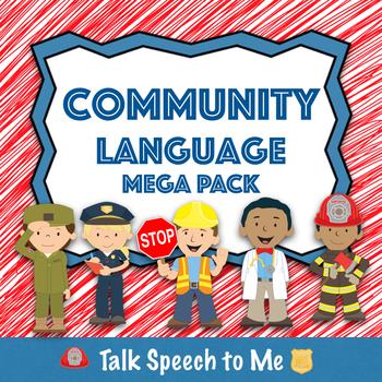 Community Language Mega Pack