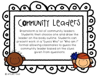 Community Leaders