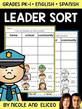 Interactive Sorting - Leaders Activity