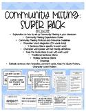 Community Meeting Super Pack