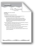 Community Needs (Ten-Minute Activities)