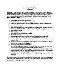 Community Organization Newsletter Project