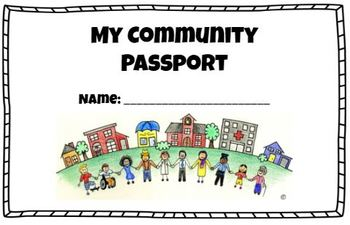Community Passport Family Project