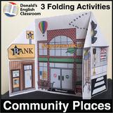 Community Places Activity Set