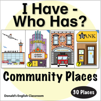 Community Places I Have Who Has