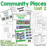 Community Places Mega Unit for Special Education: Unit 2