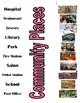Community Places Vocabulary Bundle