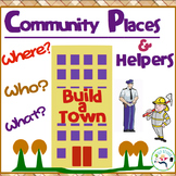 Community Places and helpers.