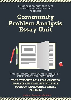 problem analysis essay