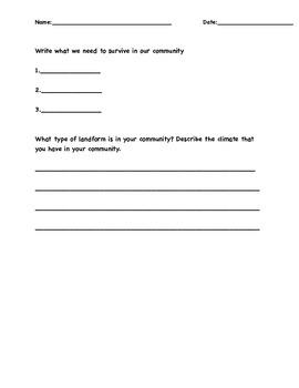 Community Quiz