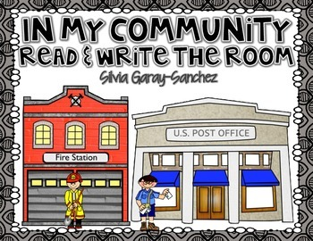 Community Read and Write the Room Center