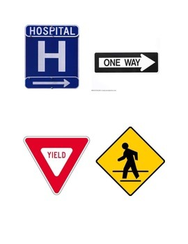 Community Road Signs