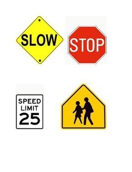 Community Road Signs