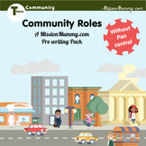 Community Roles Pack - without pen control