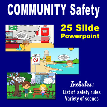 Community Safety Powerpoint