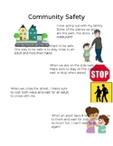 Community Safety Social Story