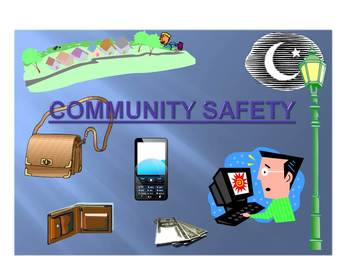 Community Safety for Teens and Young Adults with Disabilities