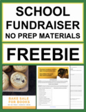 Community Service Activities & School Fundraiser Ideas Freebie