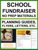 Community Service Activities & School Fundraiser Ideas Freebie