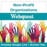 Community Service / Non-Profit Organization Webquest