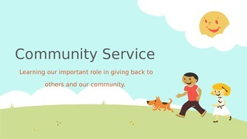 Community Service Projects