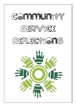 Community Service Reflection Activity