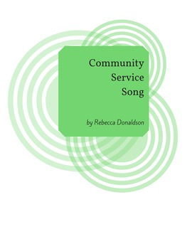 Community Service Song